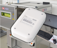 New Laser Marking Service Ideal for Small Machine-readable Markings