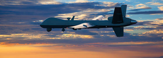 GA-ASI'S Predator Series Aircraft Pass Six Million Flight Hours RPA Sets Industry Record Providing Mission Support for Customers Worldwide