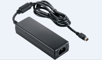 "New Power Adapters Available in Compact 5.91"" (L) x 2.13"" (W) x 1.3"" (H) Enclosure"