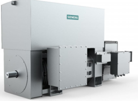 New Simotics HV M Slipring Motors Provide Range of Power up to 4.5 MW
