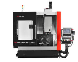 New 3-Axis Vertical and 5-Axis Bridge Type Machining Center Offers Quality, Reliability, Accuracy and Longevity