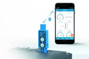 NORD DRIVESYSTEMS Goes Mobile with New Bluetooth Commissioning and Service Solution