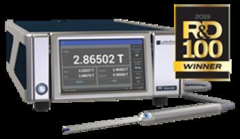 Lake Shore F71/F41 Teslameters Win R&D 100 Award
