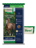 New SafeChoice Horse Feed Products Meet Nutritional Needs of Horses