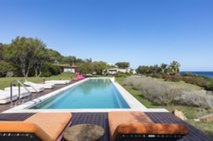 Architectural Jewel on Sardinia Shines Again - with Penetron Technology