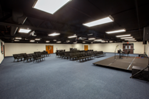 Ramtech Building Systems Completes Permanent Modular Buildings for First Baptist Church at The Fields in Carrollton, TX