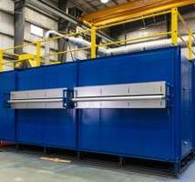 Wisconsin Oven Ships Multi-Zone Web Dryers for Drying and Curing Carbon Fiber