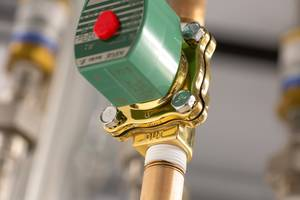 Emerson Expands Lead-Free Valve Line for Compliance With Safe Drinking Water Act Regulations