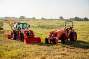 New MX Series Tractors Come with Engine Horsepower Ranging from 55.5 to 63.4