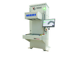 New XRHCount Contactless Counting System Able to Count SMD Components