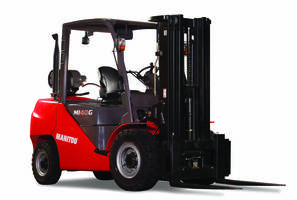 New MI 40G, MI 50G and MI 70G Forklifts Equipped with 99 HP Engine