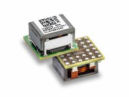 New Digital PoL Regulators with Input Voltage Range of 4.5V to 14V