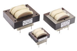 New ST and DST Series Low Power Transformers Utilizes Split Bobbin Construction