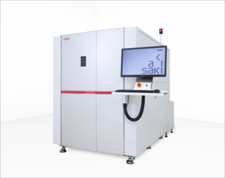 New 3Xi-M200 AXI System Measures 1400 mm Wide and Weighs 5100 kg