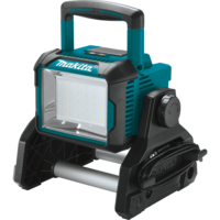 New 18V LXT Cordless/Corded Work Light from Makita is IP65 Rated