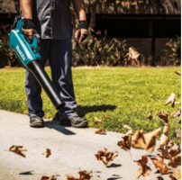New 18V LXT Brushless Cordless Blower Delivers up to 459 CFM and 116 MPH