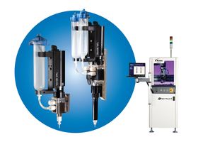 New Vortik Series of Pumps Include ARC System for Mixing Two-component Fluids
