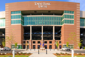 East Carolina University Renovates, Expands Football Stadium with Tubelite's Doors, Windows, Curtainwall and Storefront