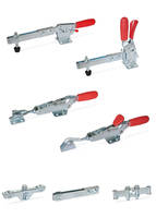 New Toggle Clamps Available in Steel or Stainless Steel