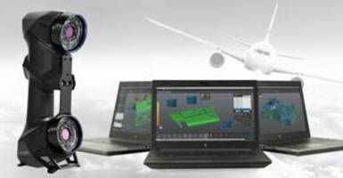 New 3D Scanning Solution Suite Used for Reverse Engineering, Maintenance and Repair Operations