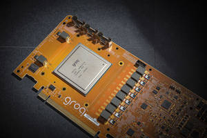 New Tensor Streaming Processor (TSP) Architecture Capable of up to 250 Trillion FLOPS