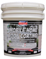 New Mobile Home Roof Coating Comes with Matte Finish
