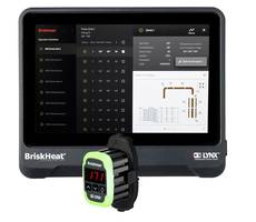 New LYNX Temperature Control System from BriskHeat Comes with Menu-Driven Interface