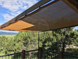 New Mesh Tarps from Tarps Now Can Withstand UV Radiation and High Winds