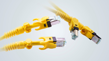 New VarioBoot RJ45 Over Molded Cable Assemblies for Robotics, Automation, Wind and Machinery Applications