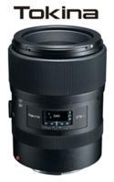 New Tokina atx-i 100mm f2.8 Macro FF Lens for Full-frame DSLR Cameras