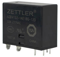 New Relay Series Available with Dielectric Strength of 4,000 Vrms