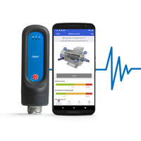 New SKF Pulse Easy-to-use Portable, Bluetooth Sensor and Mobile App for Monitoring Rotating Equipment