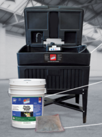 New Bioremediating Parts Washer System is Self-cleaning, Non-hazardous and Odor-controlled
