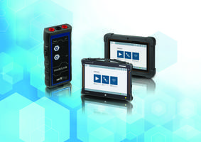 New Field Xpert with Mobilink Interface Provides Access to All Field Instruments