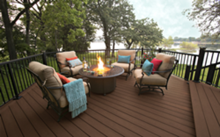 New Elevate Capped Wood Composite Decking with Advanced Protection and Beauty