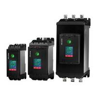 New Low and Medium Voltage Soft Starters for AC Motor from 1.1 kW to 15,000 kW