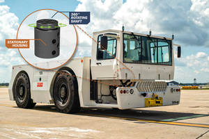 Quick-Turn Prototypes Fast-track Innovation for Airport Pushback Tugs