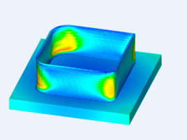 New Simulation Solution Improves Quality for DED Metal Additive Manufacturing Processes