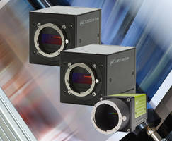 New High-speed Megapixel Color Line Scan Cameras Runs on 10 Gigabit Ethernet Network Architecture
