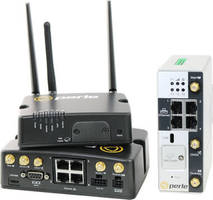 New IRG5000 LTE Routers & Gateways Available with Speeds up to 600Mbps Downlink and 150Mbps Uplink