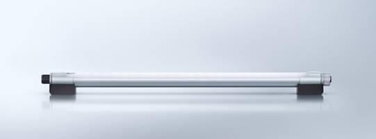 New LED Linear Luminaire from Waldmann Provides Uniform White Light