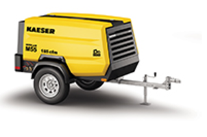 New M55PE Mobilair Compressor Built with Reliability and Durability