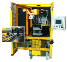 New RB80 RFXT MH3 Tube End Forming Machine Incorporates FormPro II Control System