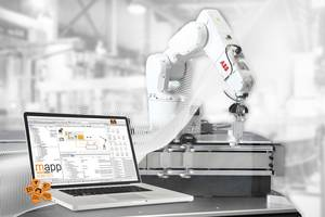 New Machine-Centric Robotics from ABB Enables Machine Automation