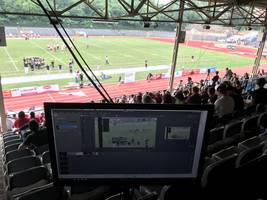Wirecast Socializes American Football in Germany!