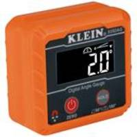 New Digital Angle Gauge and Level are Water and Dust-resistant with IP42 Rating