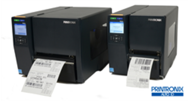 New T6000e Thermal Barcode Printers Provide High-quality 600 dpi Printing