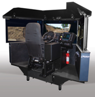 New Off-the-shelf 550JLTVplus Simulator for Military, Technical Colleges and Truck Training Industries