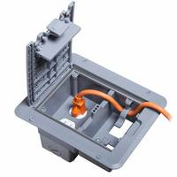 New DOC320 Deck Outlet Cover Available with Weatherproof Gasket