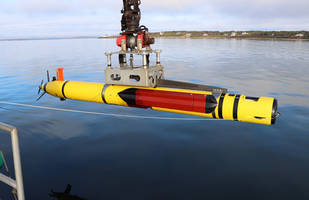 Hydroid Integrates HISAS 2040 Module with In-mission Processor onto a REMUS 600 Unmanned Underwater Vehicle